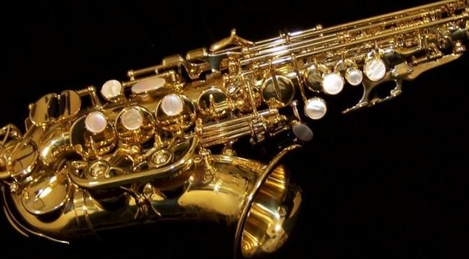 Begagnade saxofoner